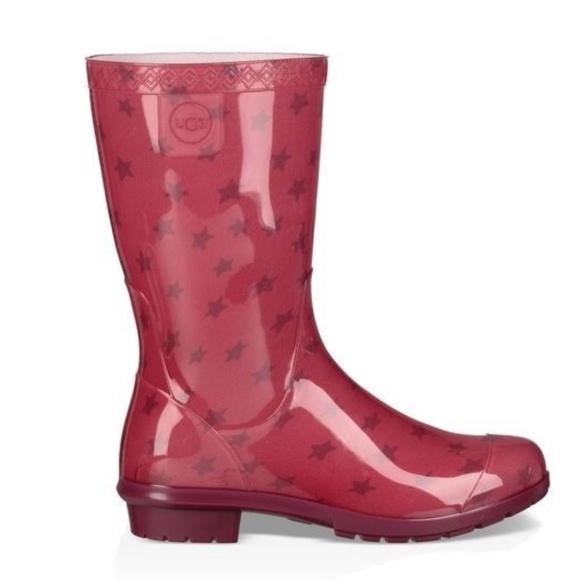 50e0ae9800c UGG Raana Stars Brambleberry Boots Girl s Sz 5